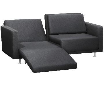 BoConcept Melo Reclining Queen Sleeper Sofa