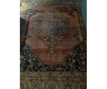 Basdoganlar Dis Tic Avshar Traditional Dyed Turkish Area Rug