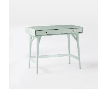 West Elm Mid Century Mini Desk in Oregano