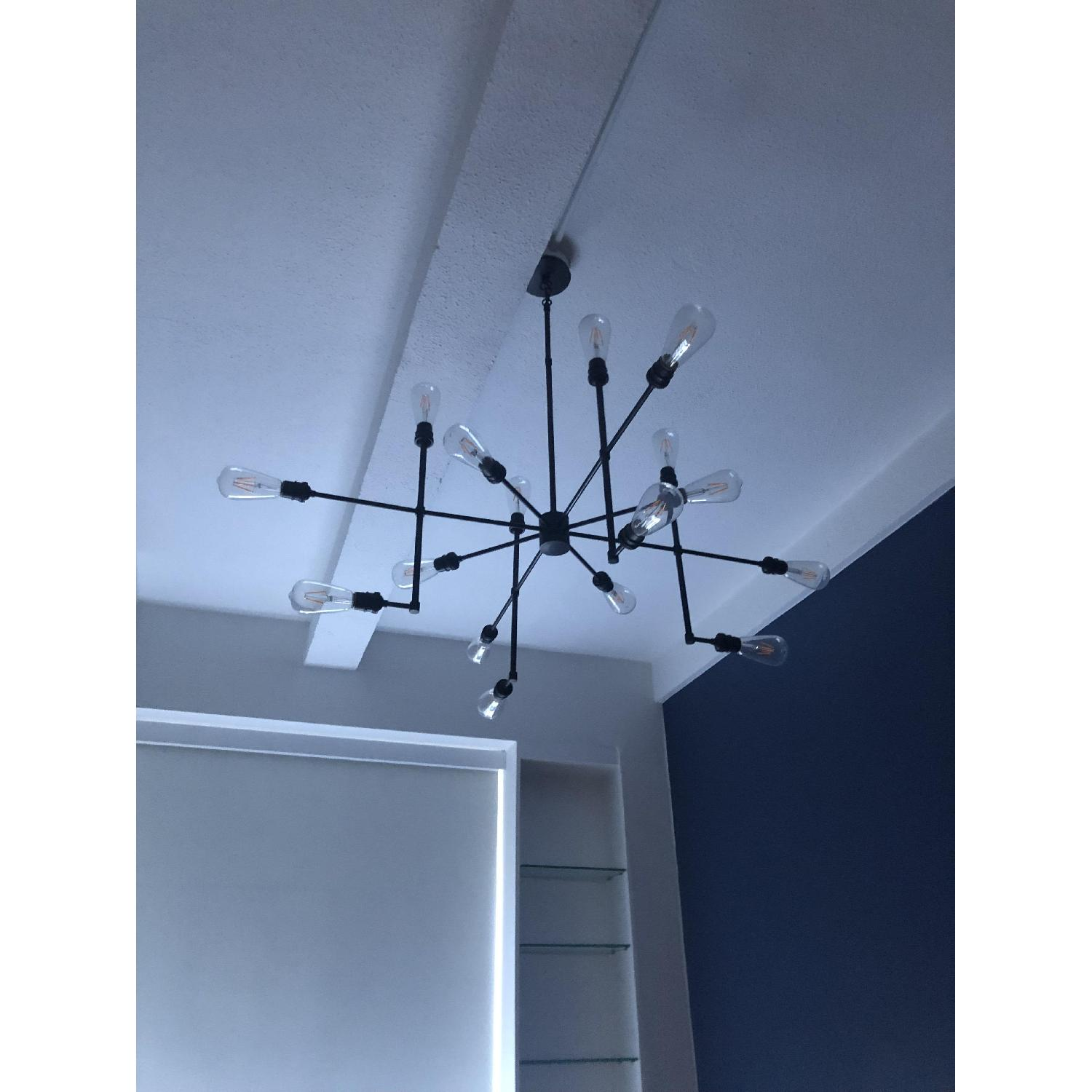 Sputnik 16 Light Chandelier
