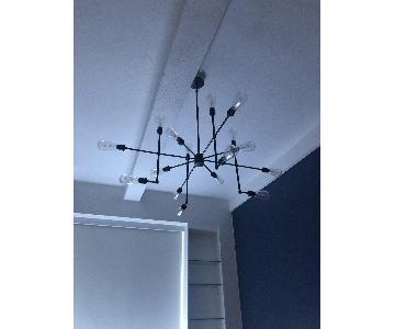 Sputnik 16 Light Chandelier
