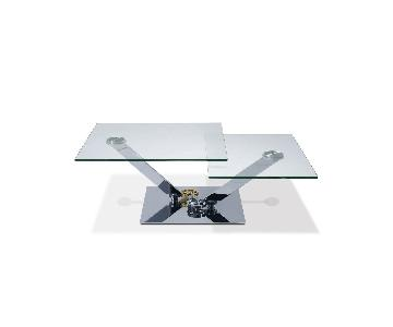 Roche Bobois Astrolab Expandable Coffee Table