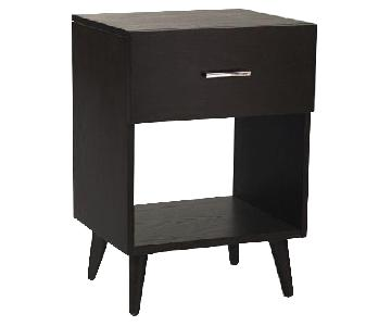 West Elm Modern Nightstands