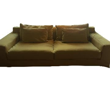 Design Within Reach Freja Slipcovered Sofa
