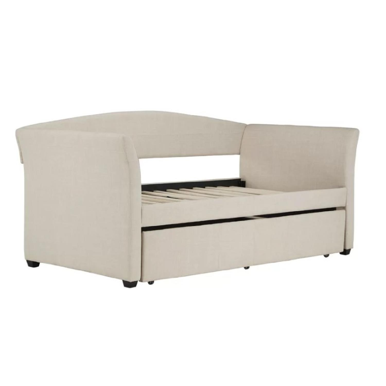 Three Posts Burlington Daybed w/ Trundle