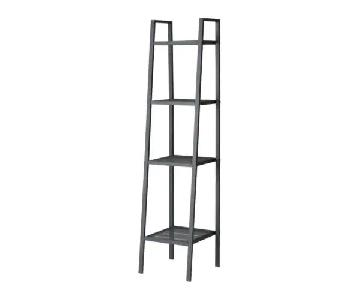 Ikea Lerberg Metal Shelving Unit