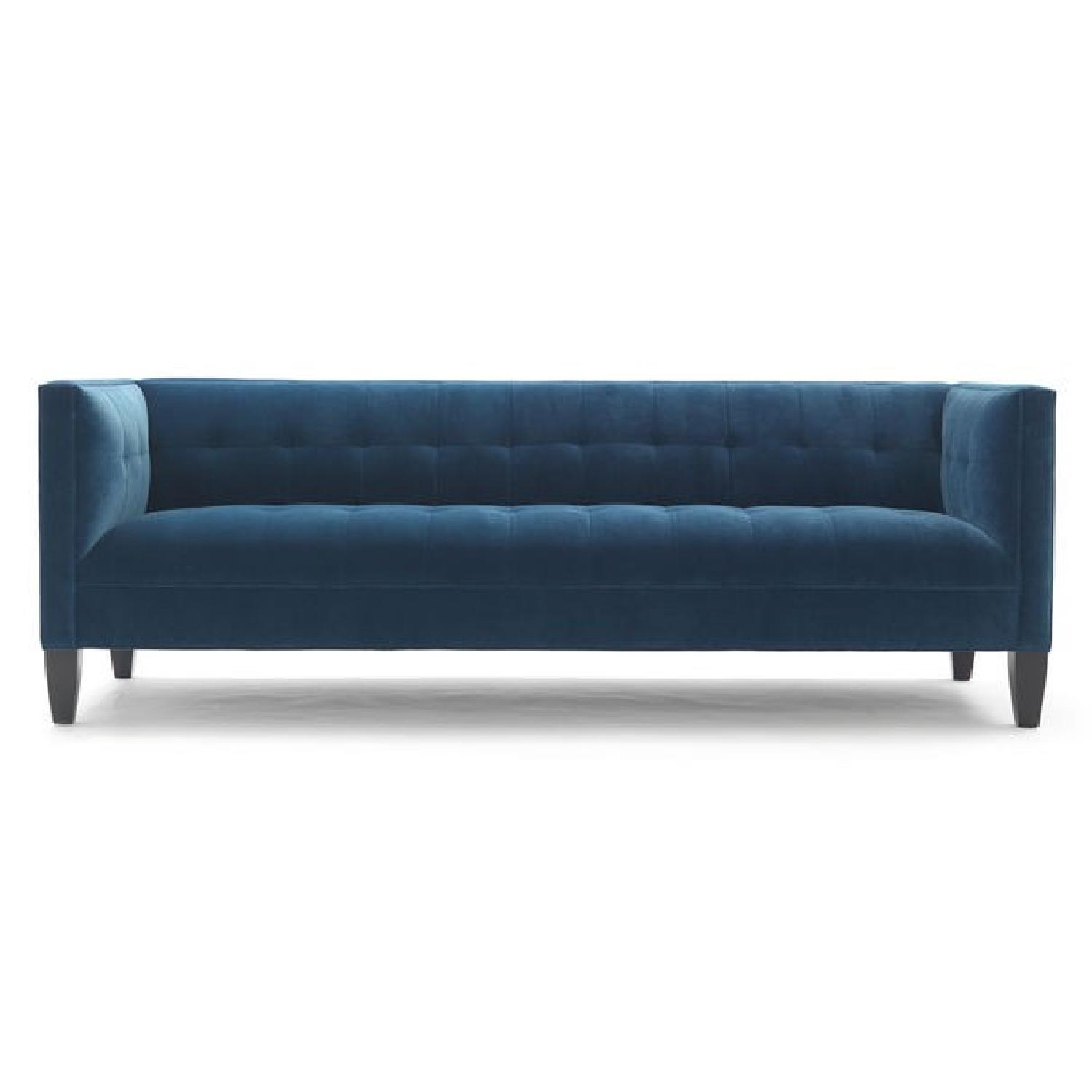 Mitchell Gold + Bob Williams Kennedy Sofa in Sky Blue-0