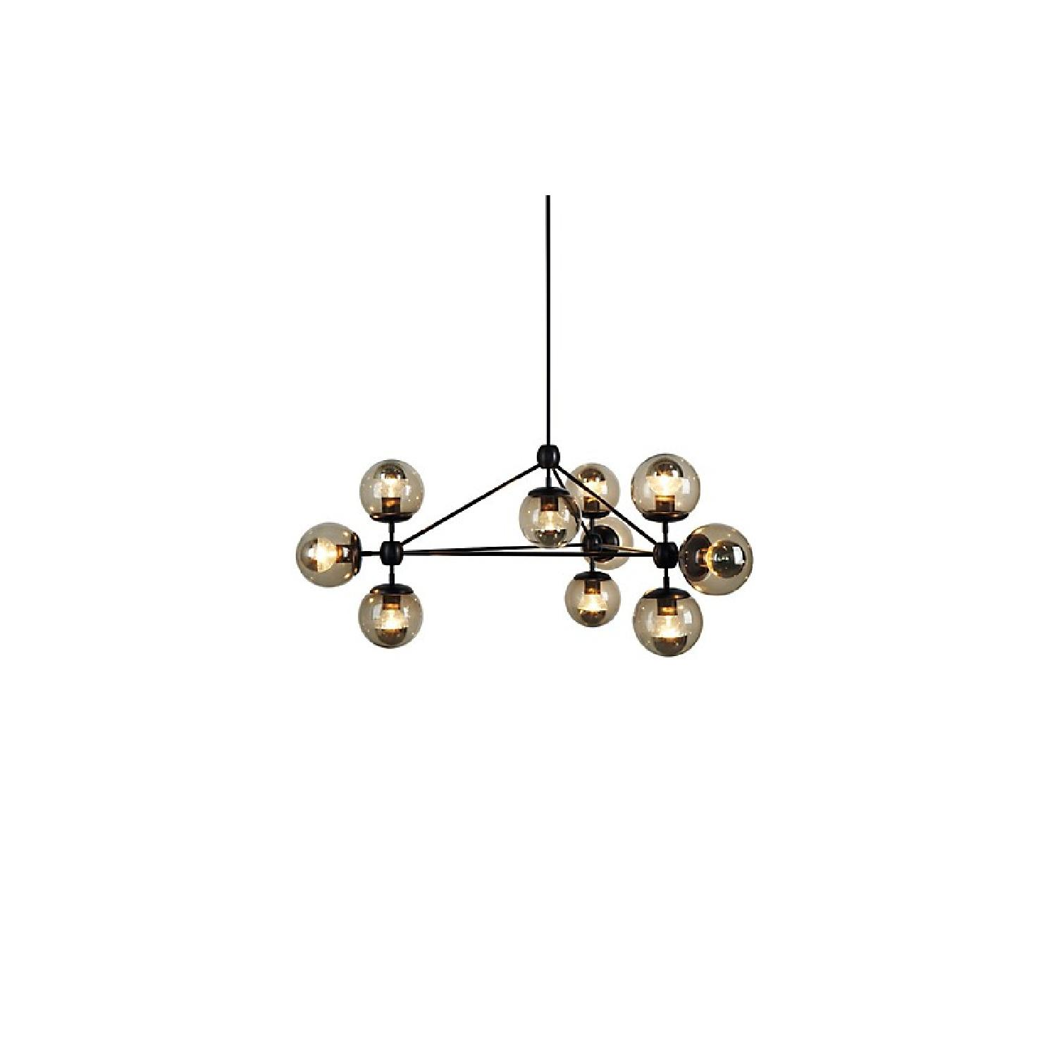 Design Within Reach Modo 3 Sided Chandelier