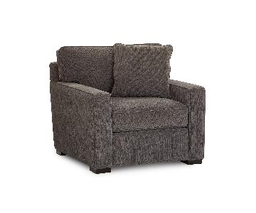 Macy's Radley Fabric Armchair