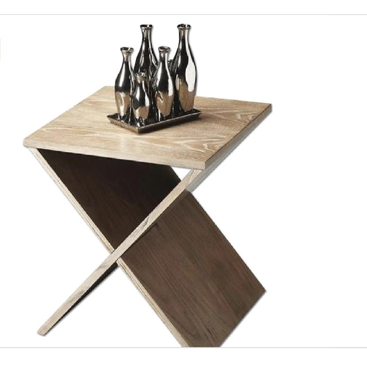 Butler Specialty Driftwood Bunching Table