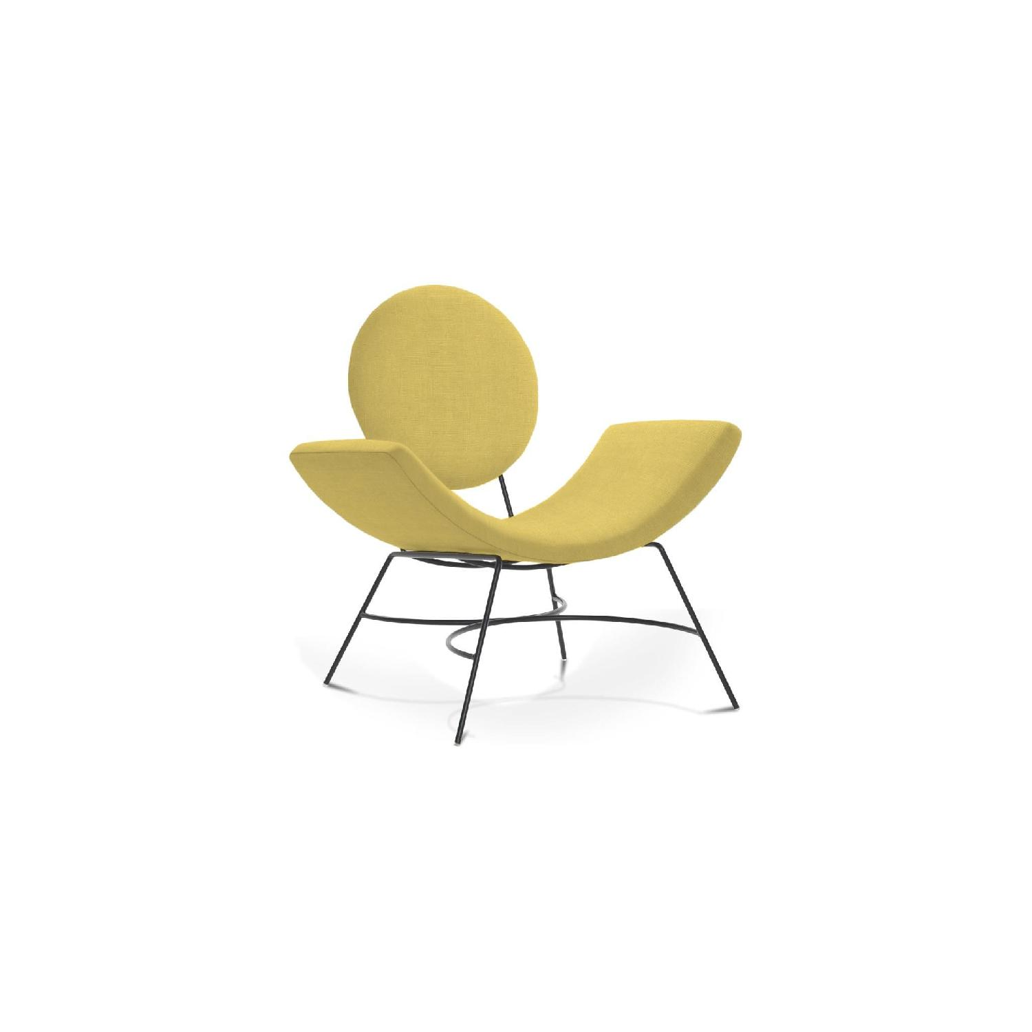 Mitchell Gold + Bob Williams Elroy Chair in Keswick-Lime