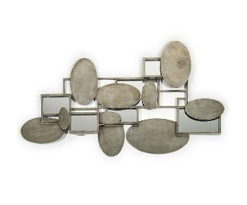 Mitchell Gold + Bob Williams Optic Wall Art Mirror