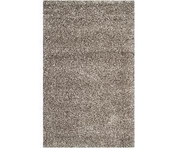 Safavieh Milan Grey Shag Rug