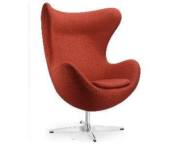 Arne Jacobsen Replica Egg Chair