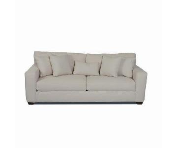 Wayfair Zoe Custom Upholstery Sofa