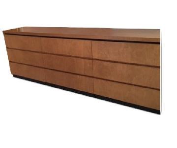 Manhattan Cabinetry Vintage Nine Drawer Dresser
