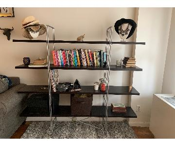 Ikea Open Side Bookcase