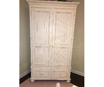 Ethan Allen Cottage Style Armoire