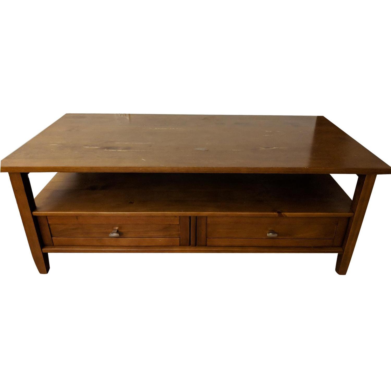 Coffee Table w/ Storage
