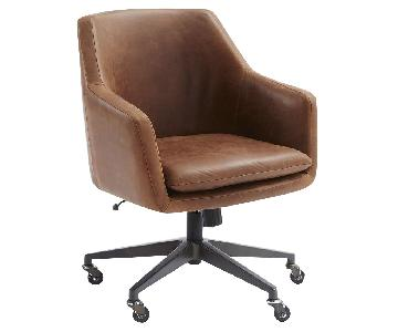 West Elm Helvetica Office Chair