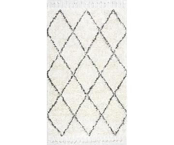 nuLOOM Hand Made Marrakech Shag Area Rug
