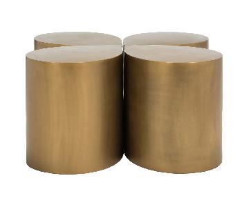 Safavieh Brass Antique Coffee Tables