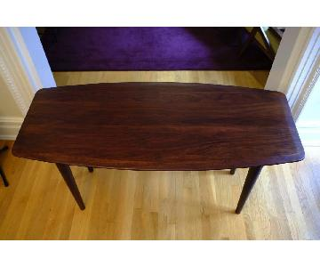 CB2 Solid Console/Bar/Breakfast Table