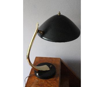 Laurel Maurizio Tempestini (1908-1960) Saucer Desk Lamp