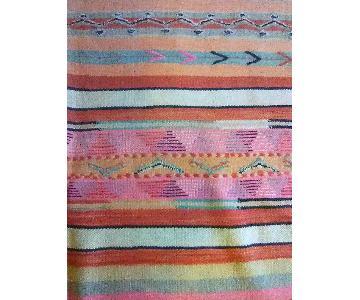 Nazmiyal Flatweave Antique Kilim Rug