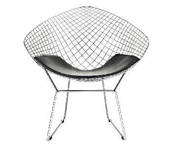 Manhattan Home Design Wire Lounge Chair