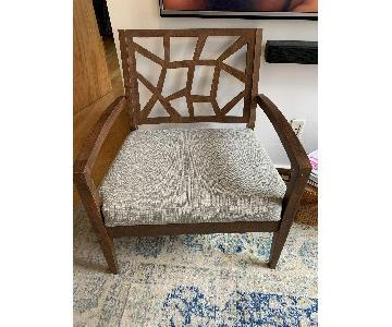 Wooden Accent Chairs