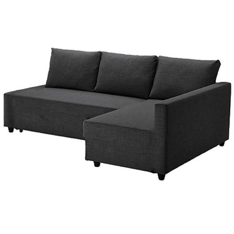 Ikea Sleeper Sectional Sofa w/ Storage