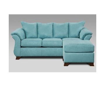Charlton Home Homerville Reversible Sectional Sofa