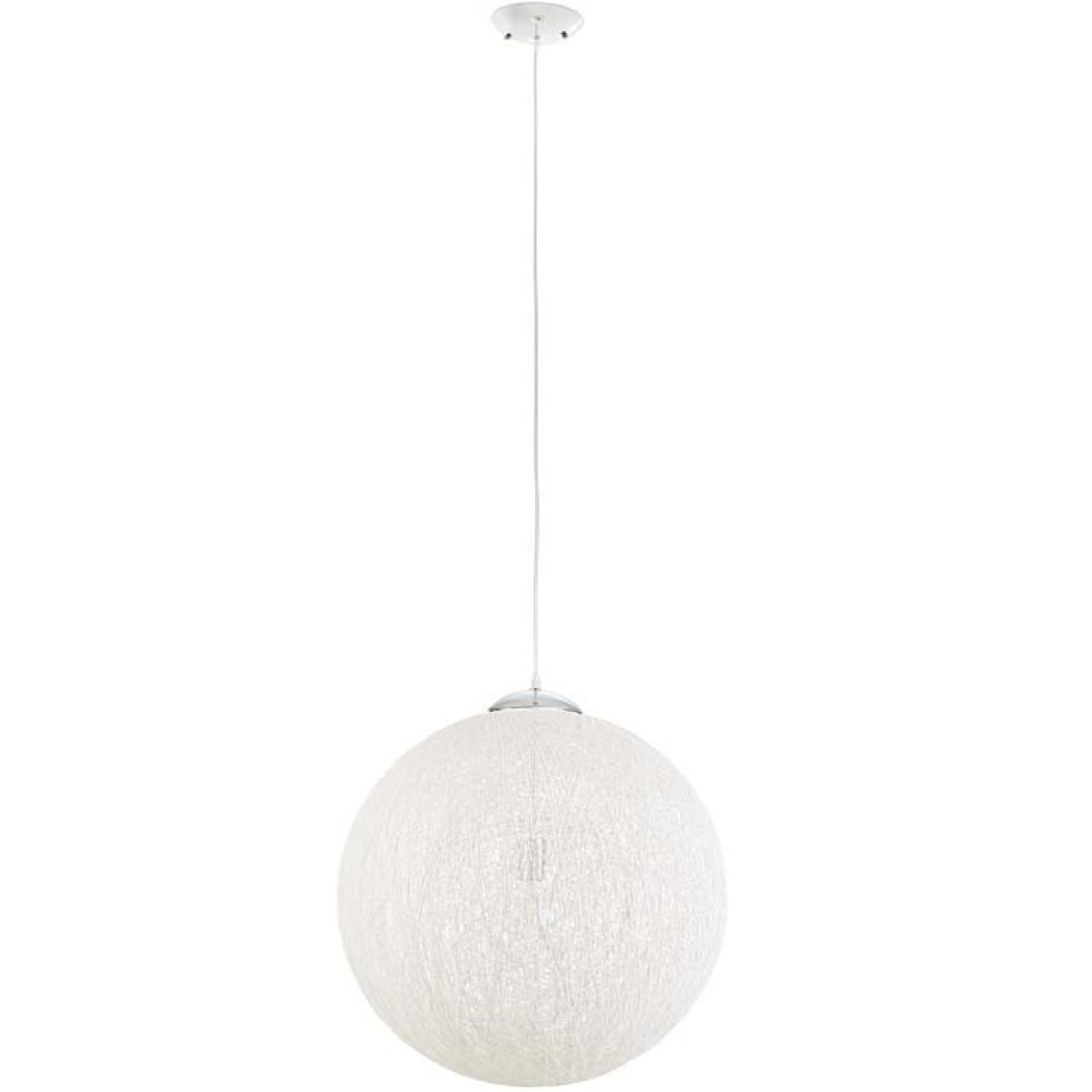 Manhattan Home Design Spool Pendant Light