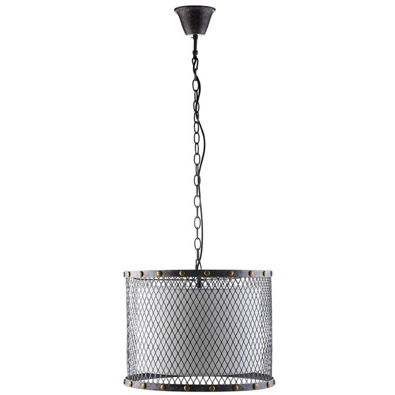 Manhattan Home Design Fortune Chandelier in Silver