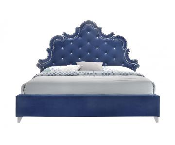Meridian Royalty King Size Bed