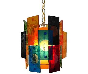 Vintage 70's Ceiling Lamp
