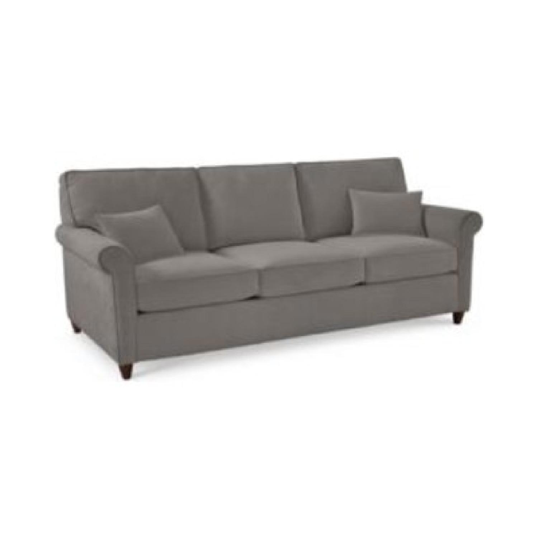 Macy's Lidia Fabric Sofa