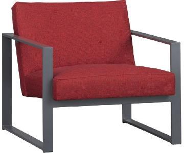 CB2 Specs Chilli Chair