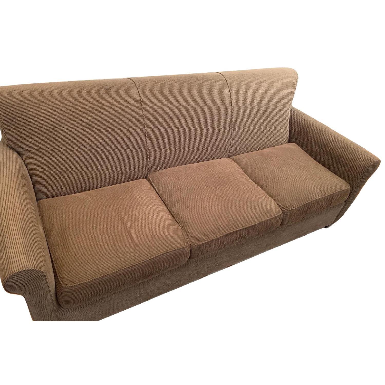 Crate & Barrel Cortina Style Sofa