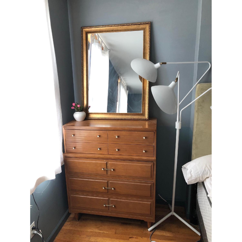 Mid-Century Modern 5-Drawer Dresser-2