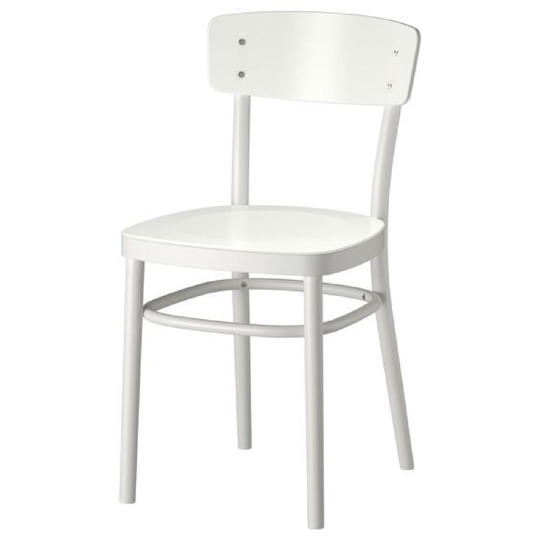 Ikea Idolf Wooden Dining Chair