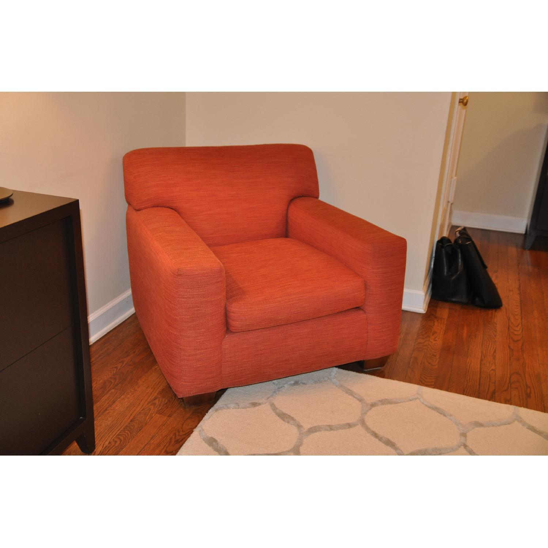 Crate & Barrel Chair-0