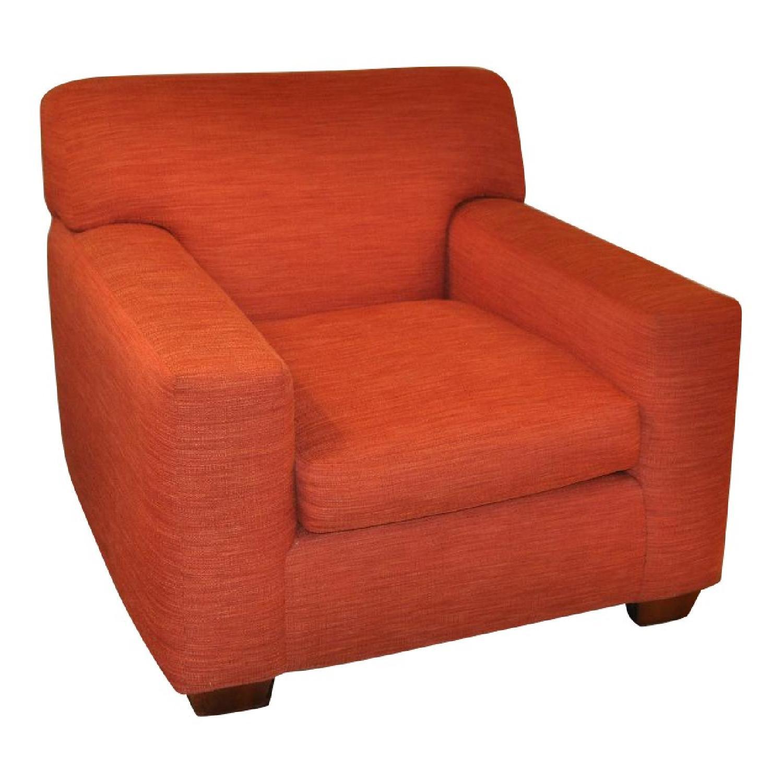Crate & Barrel Chair