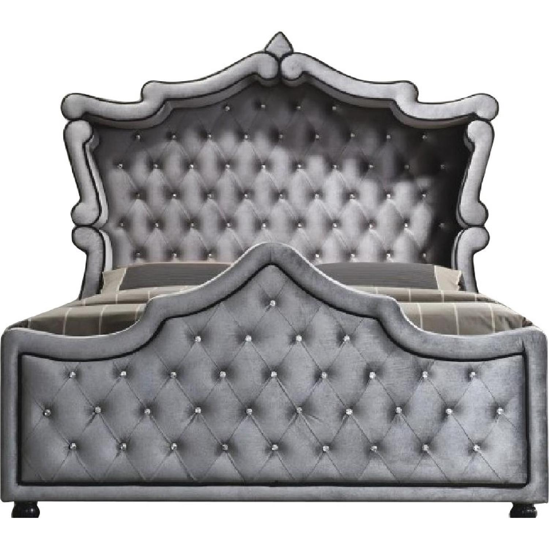 Platinum Queen Size Bed
