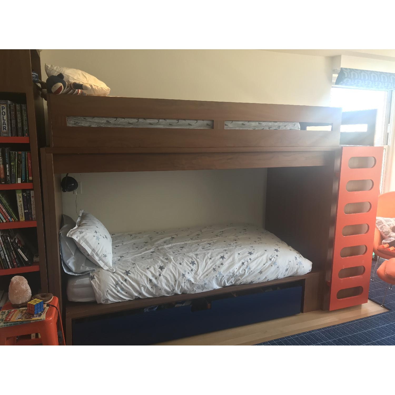 Duc Duc Loft Bed w/ Matching Platform Bed - image-1