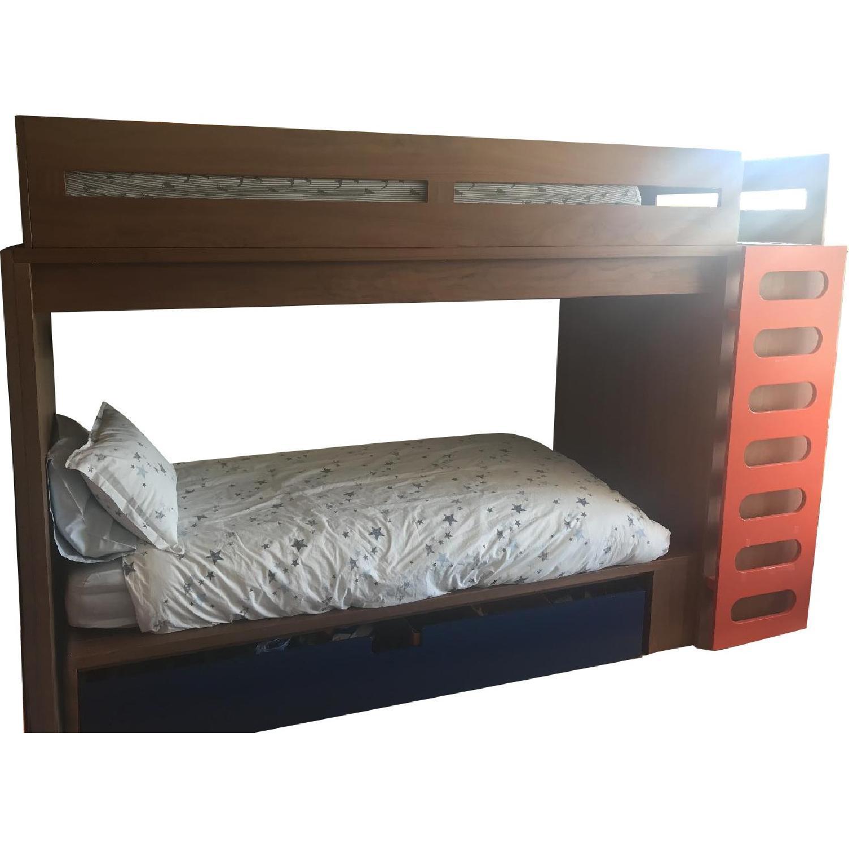 Duc Duc Loft Bed w/ Matching Platform Bed - image-0