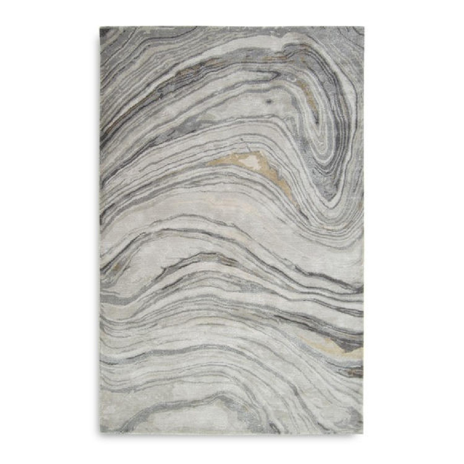 Mitchell Gold + Bob Williams Amelia Rug in Pewter-0