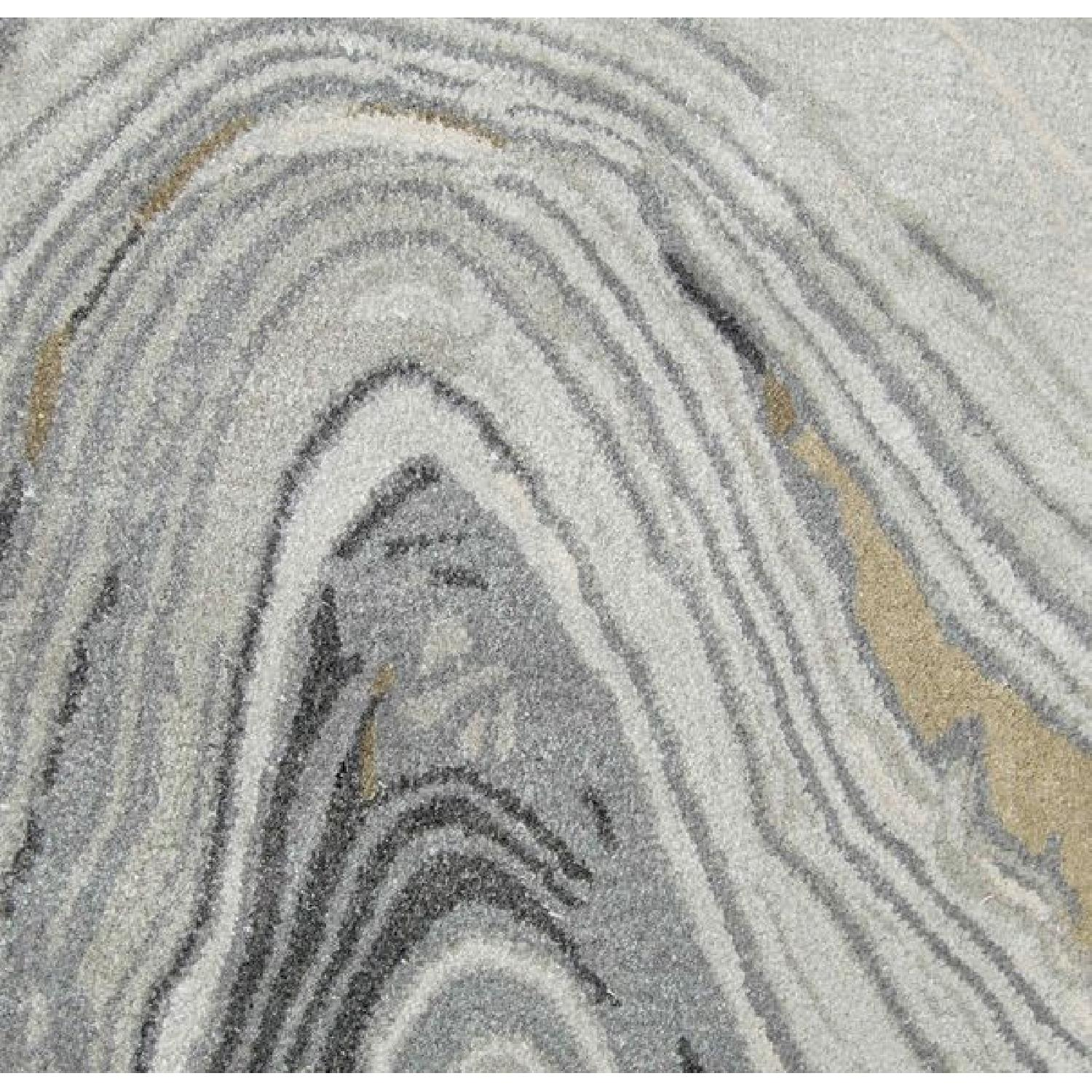 Mitchell Gold + Bob Williams Amelia Rug in Pewter-1