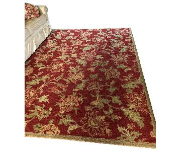 Pottery Barn Patterned Rug